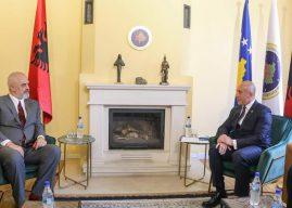 Haradinaj tregon se çka i kërkoi Ramës në takim