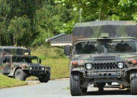 KFOR-i: E kemi rritur patrullimin në gjithë Kosovën, përfshirë veriun