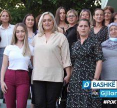 Edhe gratë në Malishevë, janë bërë bashkë për Blertën dhe Leonorën