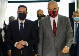 Abdixhiku: Raportet ndërshqiptare janë bazamenti i suksesit tonë