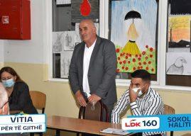 Haliti: Radivojcasit meritojnë t'ju dëgjohet zëri dhe të jenë të përfaqësuar denjësisht